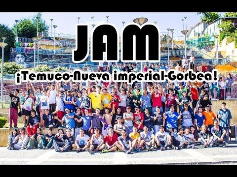| JAM | GORBEA-NUEVA IMPERIAL-TEMUCO!! 2015