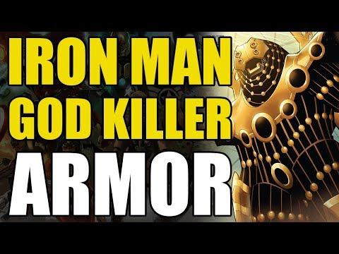 Iron Man: The Godkiller Armor The Secret Origin of Tony Stark Book 1