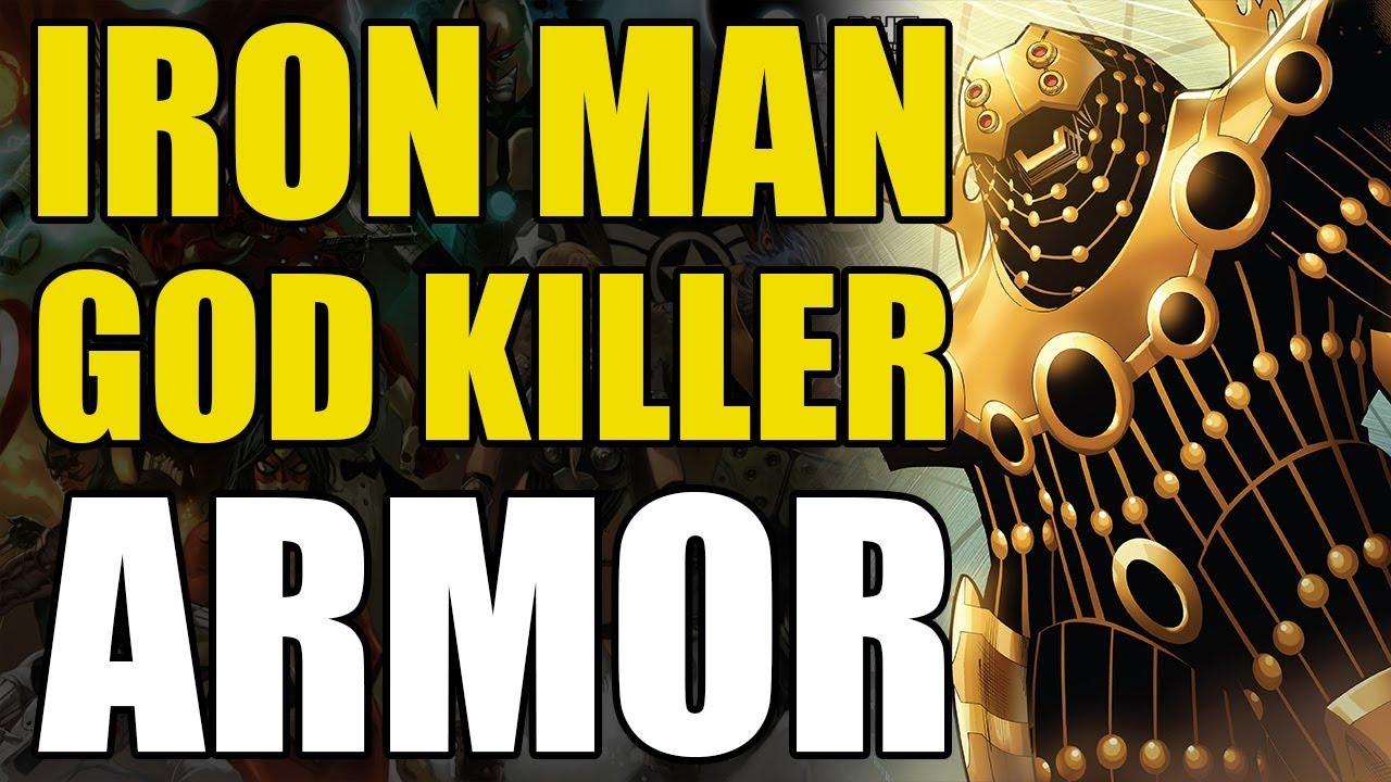 Iron Man: The Godkiller Armor (The Secret Origin of Tony ...