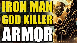 Iron Man: The Godkiller Armor (The Secret Origin of Tony Stark Book 1)
