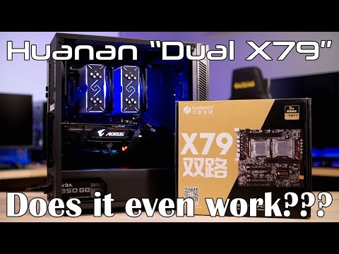 Huanan 'Dual X79' Motherboard Review