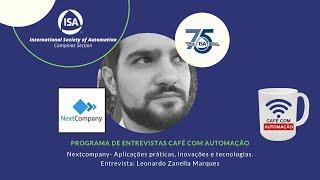 Café Com Automação - Leonardo Zanella Marques