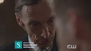 "Supernatural - 10x23 ""Brother's Keeper"" - SEASON FINALE - Promo"