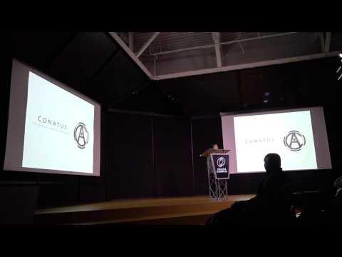 Talk on Autonomous Companies at Cross Campus LA