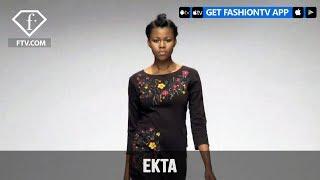 South Africa Fashion Week Fall/Winter 2018 - EKTA | FashionTV