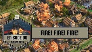 Anno1800 Closed BETA - EP06 - FIRE! FIRE! FIRE!