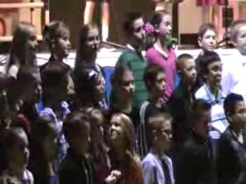 "Part 1 ""Dude, You Hear What I Hear?"" Most Pure Heart of Mary School -Topeka, Kansas - Dec. 2013"