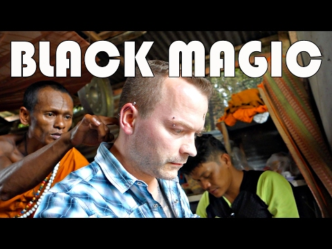 KHMER BLACK MAGIC - LIFE IN RURAL THAILAND - ISAAN REGION