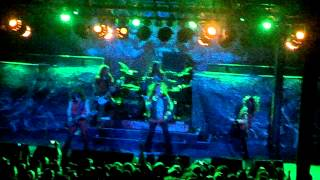 "TESTAMENT Live ""Rise Up"" Roseland Theater PDX"
