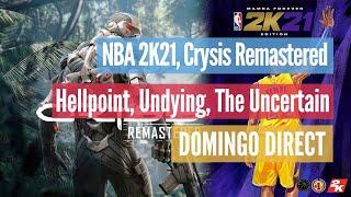 Vídeo NBA 2K21