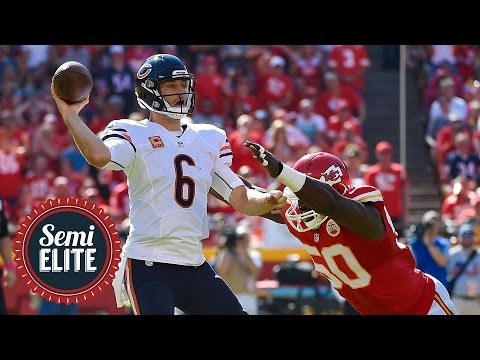Jay Cutler, still the best quarterback in Bears history