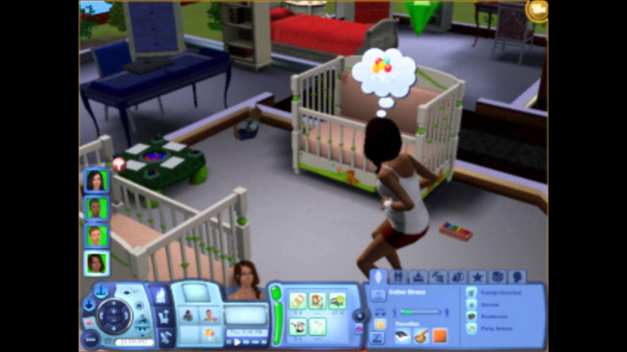 Sims 3 teen pregnancy - YouTube