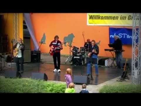 ruheSTörung LIVE auf dem Kinderfest der BVG im Tierpark Friedrichsfelde