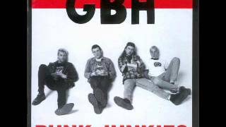 G.B.H - Punk Junkies LP