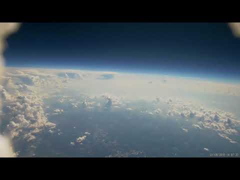 High Altitude Balloon - Highlights (no fish eye lens)