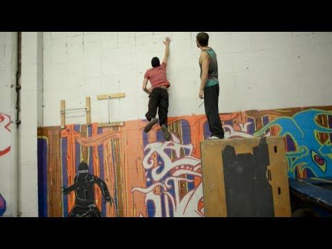 Wall Run Vertical - Technique Analysis