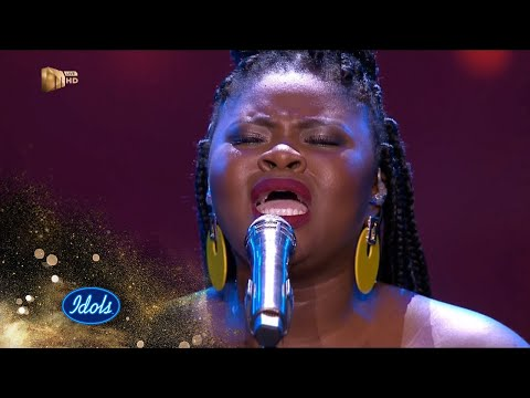 Top 3: Sneziey – 'Save Me' – Idols SA | Mzansi Magic