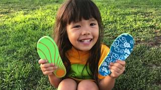 AIKA Smart Insoles for Toddlers
