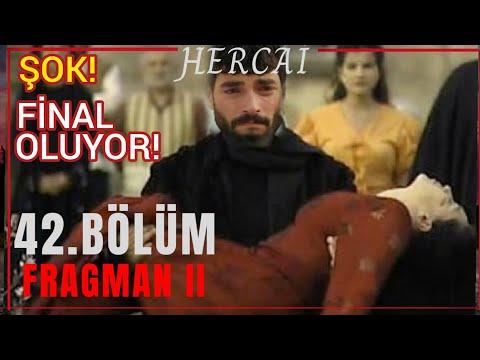 Hercai 41.Bölüm 3.Fragmanı - FİNAL KARARI - Hercai Final Ne Zaman Kesinleşti!