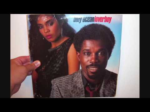 Billy Ocean - Loverboy (1984 Extended club remix)