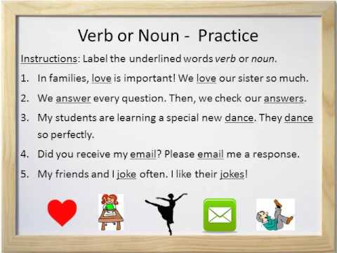 Action Verbs And Linking Verbs Video And Worksheet