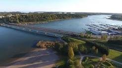 Puotilan uimaranta - Vuosaaren silta, DJI Phantom 4 4K