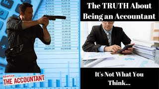 A Day In The Life Of An Accountant (The Truth)
