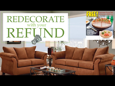 Union Furniture Company Redecorate With Your Refund 2017   Living Room