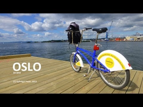 Oslo by bike (FullHD)
