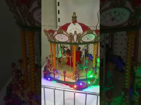 Light - Up Musical Carousel