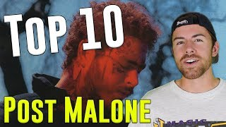 TOP 10 POST MALONE SONGS