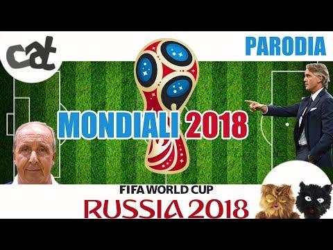 Parodia Mondiali Italia-Svezia (0-0) // Sconosciuti da una vita (J-Ax e Fedez)