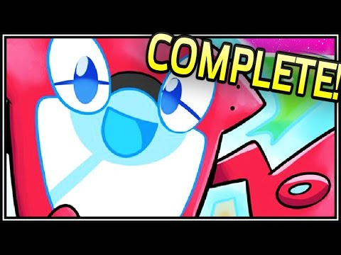 COMPLETED! GETTING THE SHINY CHARM! | FINISH THE DEX [Pokemon Sun and Moon] (BrettUltimus)