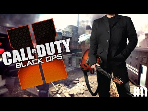 Playing Guitar on Black Ops 2 Ep. 11 - Speaking With Guitar