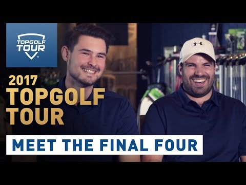 Meet the Final Four Teams | 2017 Topgolf Tour | Topgolf