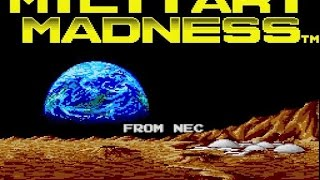 PCE Military Madness (JP Nectaris)