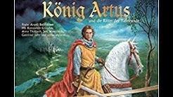 (Hörspiel) König Artus und die Ritter der Tafelrunde | CD 1