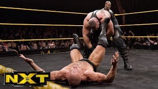 Oney Lorcan & Danny Burch vs. The Authors of Pain: WWE NXT, Dec. 13, 2017