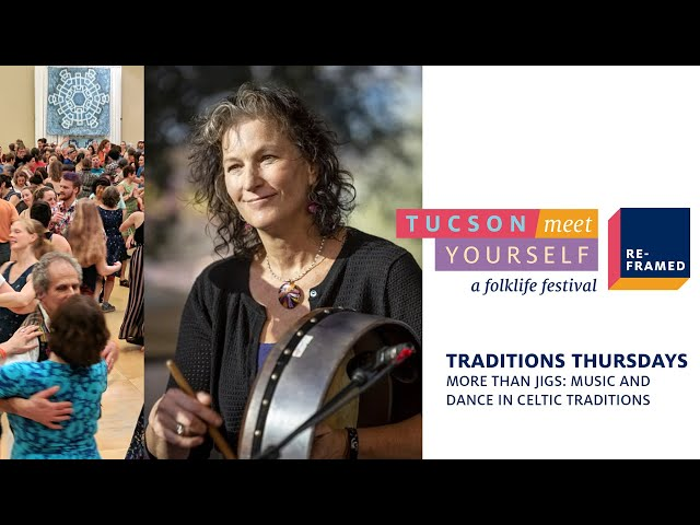 (ESPAÑOL) Traditions Thursdays: More than Jigs: Music and Dance in Celtic Traditions