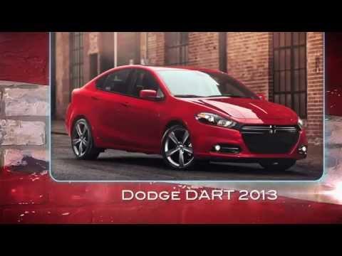 Dodge Dart 2013 ou Hyundai Elantra 2013 Capsules RPM Web