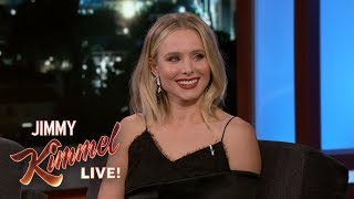 Download Mp3 Kristen Bell On Being First Sag Awards Host