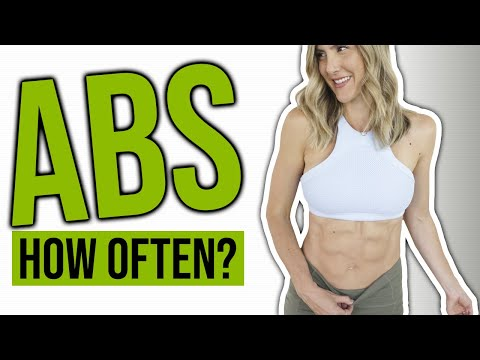How Often Should You Train Abs? ��[Why NOT everyday ❌] | LiveLeanTV