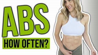 How Often Should You Train Abs? ?[Why NOT everyday ❌]