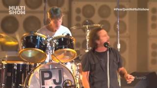 Pearl Jam   Do The Evolution Live at Lollapalooza Brazil 2013