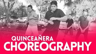 Quinceañera Surprise Dance Practice - Houston Quinceañera Chambelanes and Choreographies