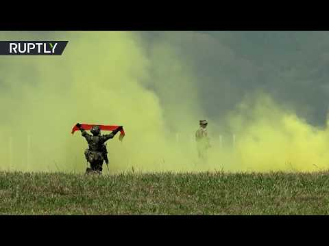 US-Colombia military drills kick off in Tolemaida