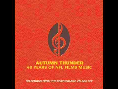Autumn Thunder: Salute to Courage by Sam Spence