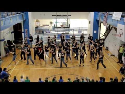 St Lawrence School Flash Mob