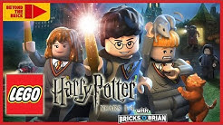 Playing LEGO Harry Potter: Years 1–4