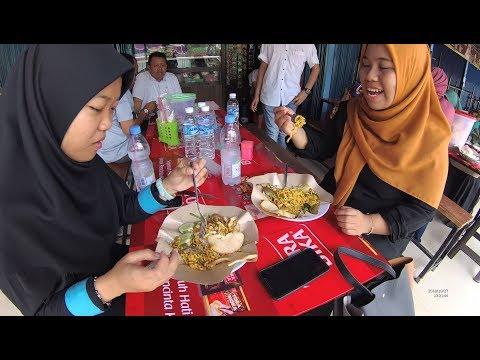 Indonesia Palembang Street Food 3650 Part.2 Mie Tumis IAIN YN010791